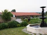 Fonte e Sala de Eventos - Quinta de São Gens
