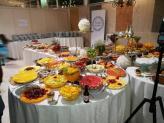 Mesa de Doces e Frutas - Quinta de São Gens