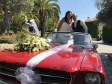 Ford Mustang de 1965 - A.Veiga Casamentos Mágicos