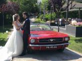 Ford Mustang - A.Veiga Casamentos Mágicos