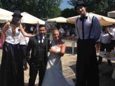 Mimos e Andas na recepção - A.Veiga Casamentos Mágicos