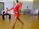 Bailarinos entre os pratos - A.Veiga Casamentos Mágicos