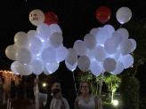 Balões Leds - A.Veiga Casamentos Mágicos