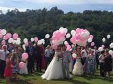 Largada de Balões na Quinta - A.Veiga Casamentos Mágicos