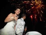 Fogo de Artificio  - A.Veiga Casamentos Mágicos