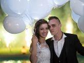 Largada de Balões no momento certo - A. Veiga Casamentos Mágicos