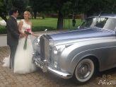 Transporte dos noivos com class  - A. Veiga Casamentos Mágicos