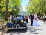 Carros Antigos, marca a diferença - A. Veiga Casamentos Mágicos