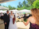 Requinte na recepção dos noivos com Violinista - A. Veiga Casamentos Mágicos