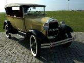 Ford A de 1928 - na Póvoa de Varzim - TXR Carros Antigos