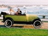 Ford A de 1928 - em Vila do Conde na Foz do Rio Ave - TXR Carros Antigos