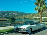 Cadillac Fleetwood de 1959 - na Régua, margem rio Douro - TXR Carros Antigos