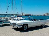 Cadillac DeVille de 1970 - na Póvoa de Varzim - TXR Carros Antigos