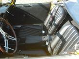 Honda S800 de 1967 - interior - TXR Carros Antigos