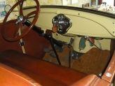 Ford A de 1928 - interior - TXR Carros Antigos