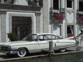 Cadillac Fleetwood de 1959 - na Quinta do Campo - TXR Carros Antigos