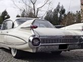 Cadillac Fleetwood de 1959 - na Casa de S. Sebastião - TXR Carros Antigos