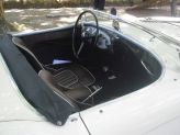 Austin Healey 100/4 de 1955 - interior - TXR Carros Antigos