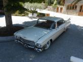 Cadillac Fleetwood de 1959 - Casa de Anciães - TXR Carros Antigos