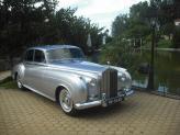Rolls Royce Silver Cloud I de 1957 - na Quinta da Costa - TXR Carros Antigos