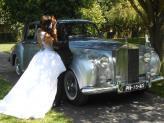 Rolls Royce Silver Cloud I de 1957 - na Quinta da Morgadinha - TXR Carros Antigos