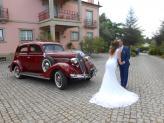 Graham Cavalier  de 1936 - na Casa de S. Sebastião - TXR Carros Antigos