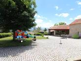 Pátio interior - Insuflável - Quinta da Cerca