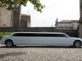 Limousine Chrysler Porto - Limoeventos