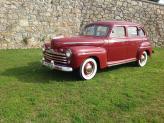 Ford V8 Super Deluxe (6 lugares) de 1946 - BF Clássicos