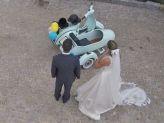 Vespa Sidecar para casamentos - Lrrent
