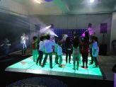 Pista de dança de leds - Emilianos