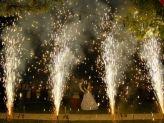 fogo de artificio para casamentos - Emilianos