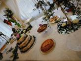 Mesa de buffets - Quinta Solar de Merufe
