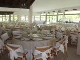 Interior do Salão - Quinta Solar de Merufe
