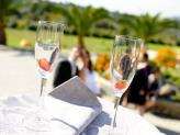 Quinta da Capela - Campia - brinde de chegada aos noivos - Quinta da Capela