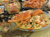 Quinta da Capela - Campia - mesa de buffet de entradas - Quinta da Capela