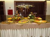 Quinta da Capela - Campia - exemplo mesa de buffet de fruta laminada - Quinta da Capela
