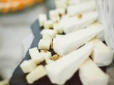 Buffet de queijos - Sítio dos Amores Perfeitos