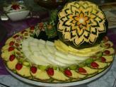 Buffet de frutas - Sítio dos Amores Perfeitos