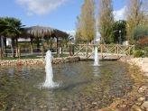Lago de jardim na Quinta das Acácias - Quinta das Acácias