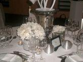Um detalha de mesa posta para casamento na Quinta das Acácias - Quinta das Acácias