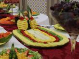 Mesa de Frutas - Quinta da Feteira