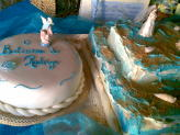 Bolo de casamento e Batizado - Quinta do Palhal