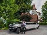 Belo carro para casamento fotografado por Foto Aguiarense - Foto Aguiarense