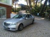 Mercedes E250 CDI (prata, tecto panorâmico) - Genésio Domingos Laranjo