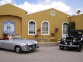 Mercedes 190 SL e De Soto - Genésio Domingos Laranjo