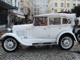 Ford A Phaeton de 1928 (branco, descapotável) - Genésio Domingos Laranjo