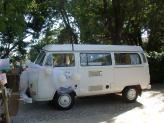 Branca de Neve VW de 1972 (branca, fechada) - Genésio Domingos Laranjo