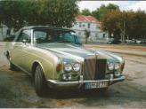 Rolls Royce Corniche de 1973 (verde, descapotável) - Genésio Domingos Laranjo