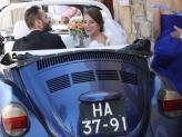 Carro Clássico para Casamento - Carros Clássicos Rita Catita